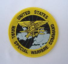 My Navy SEAL patch collection Navspecwarcom