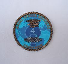 My Navy SEAL patch collection Navspecwargru4
