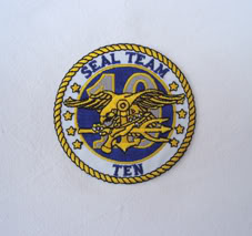My Navy SEAL patch collection Seal_team_10