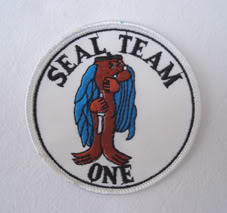 My Navy SEAL patch collection Seal_team_1_1