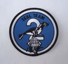 My Navy SEAL patch collection Seal_team_2_3