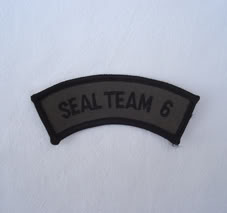 My Navy SEAL patch collection Seal_team_6_tab