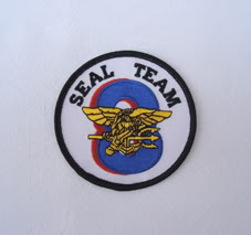 My Navy SEAL patch collection Seal_team_8_1