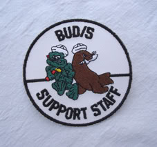 My Navy SEAL patch collection Buds_support_stuff