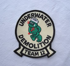 My Navy SEAL patch collection Udt_12_1