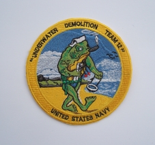 My Navy SEAL patch collection Udt_12_4