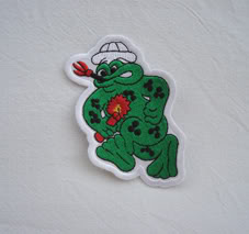 My Navy SEAL patch collection Udt_freddy_the_frog