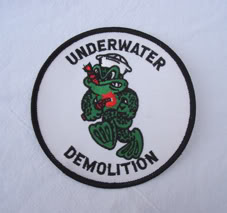 My Navy SEAL patch collection Underwater_demolition