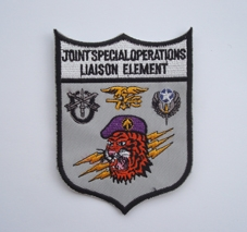 My Navy SEAL patch collection Jsole