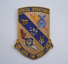 My Navy SEAL patch collection Special_operations