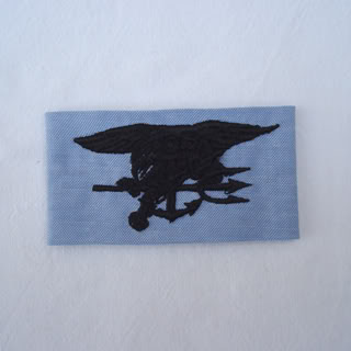 My Navy SEAL patch collection Seal_work