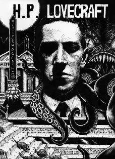 El Maestro H.P. Lovecraft + Libros H_P