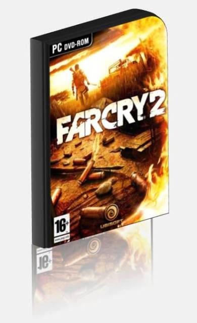 Algunos de los Mejores juegos de Pc FarCry2Tapa
