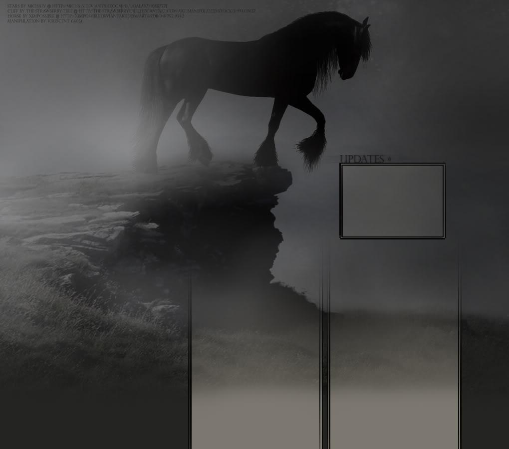 Princey's Horse Bios. Friesianpremade