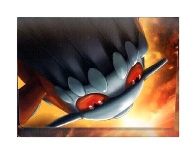 Thần thoại pokemon Heatran