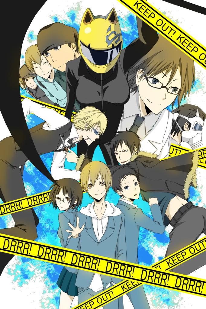 [Anime] Durarara!!! 4b43eb23b62b699a3e80ab57e3f0d522