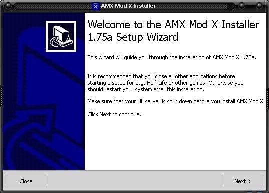 Tutorial instalar Amx Mod X Instalacion2ca1