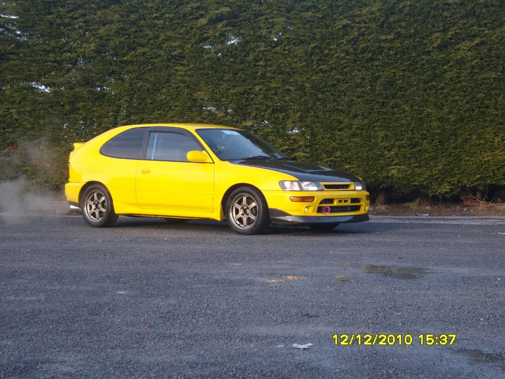 Dara's yellow 3S-GTE corolla (conversion done by paul) S1031417