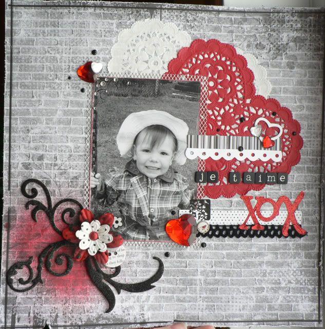 Février 2010: La fête des Coeurs Jetaimexox
