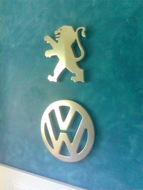 Se venden logos de vw Imagen0066