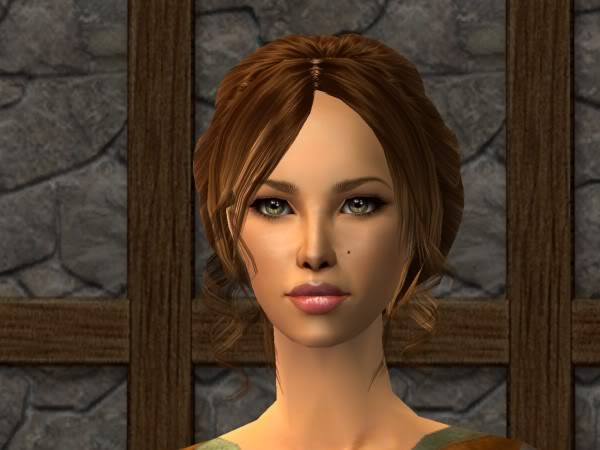 Hunter's Julia in an acting role Juliaheadshot