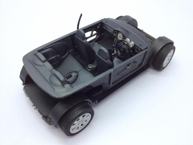 Mini Cooper S Fujimi Checker Edition 1/24 IMG_7057