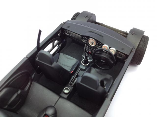 Mini Cooper S Fujimi Checker Edition 1/24 IMG_7058