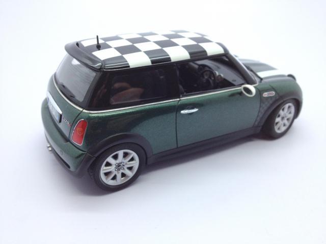 Mini Cooper S Fujimi Checker Edition 1/24 IMG_7136