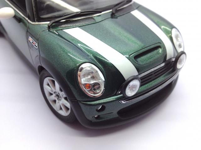 Mini Cooper S Fujimi Checker Edition 1/24 IMG_7137