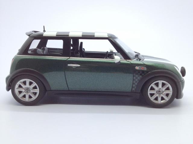 Mini Cooper S Fujimi Checker Edition 1/24 IMG_7138
