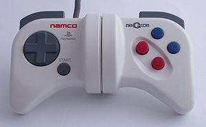 Playstation in 1994 NEGCON3