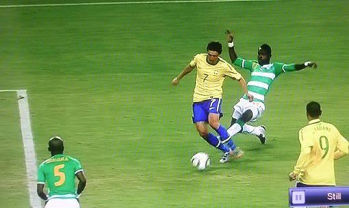 Copa Mundial FIFA 2010 grupo G. Fifa024