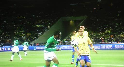 Copa Mundial FIFA 2010 grupo G. Fifa027