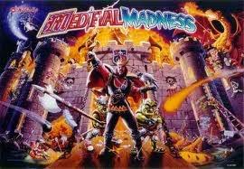 WILLIAMS PINBALL  Madness