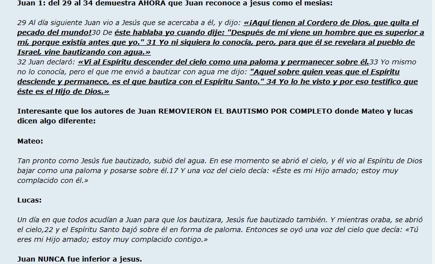 JUAN EL BAUTISTA.   A Continuation Thread. - Página 3 Mierda5