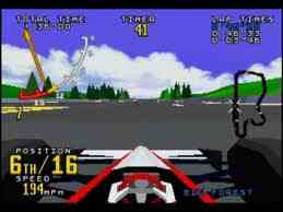Atari Jaguar. Vr