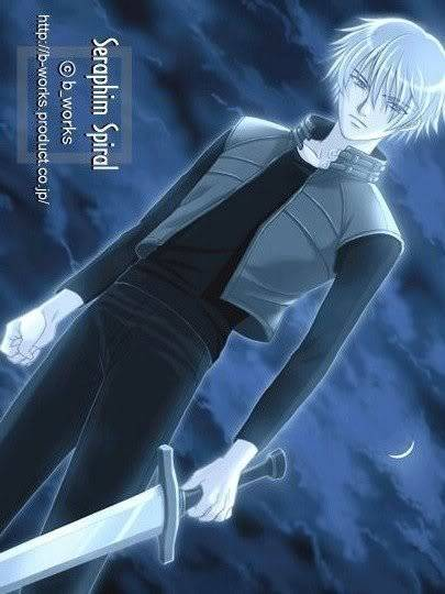 An Immortal World (Fumetsu no sekai) Anime_boy_13