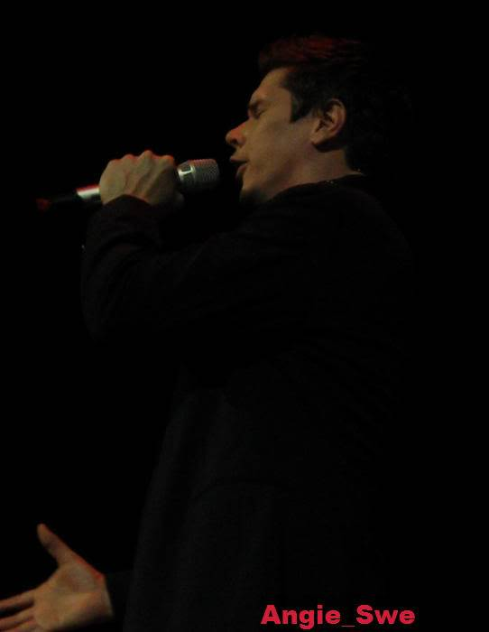 Globe Arena Stockholm Mar 16, 2009  7