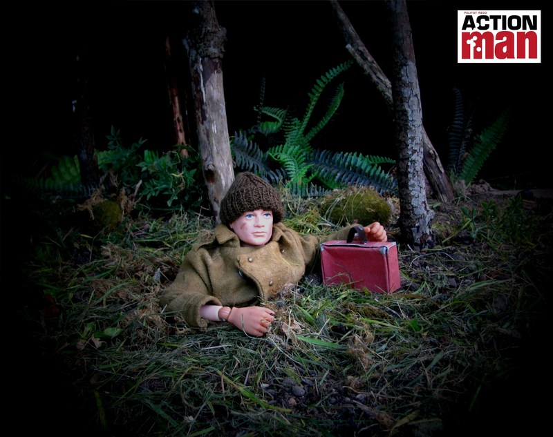 What's your most Most favorite Action Man, Gi Joe or 1/6 Scale photos that you've taken? Escape2aa