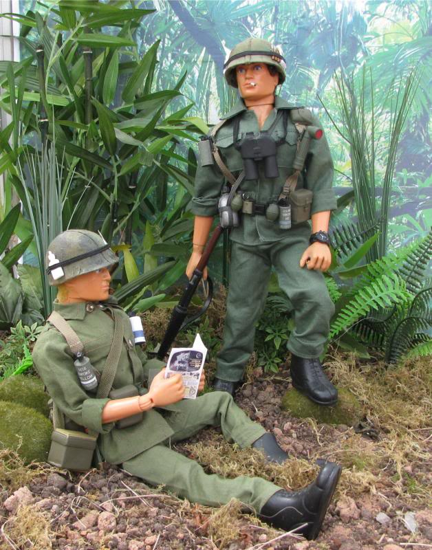What's your most Most favorite Action Man, Gi Joe or 1/6 Scale photos that you've taken? Grunt1