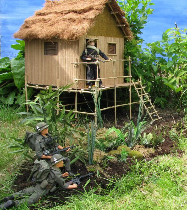 What's your most Most favorite Action Man, Gi Joe or 1/6 Scale photos that you've taken? Hoochie8