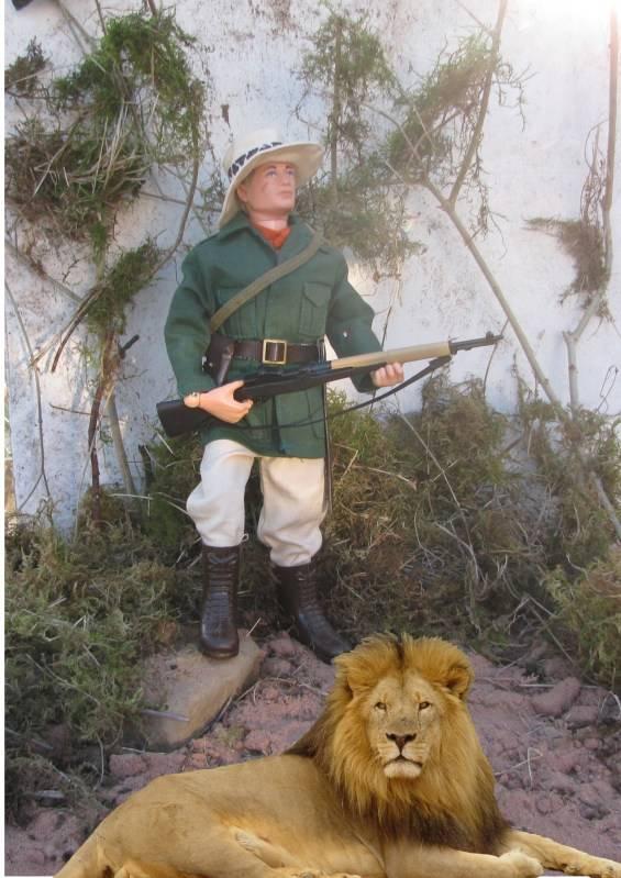 Jungle explorer Jungle
