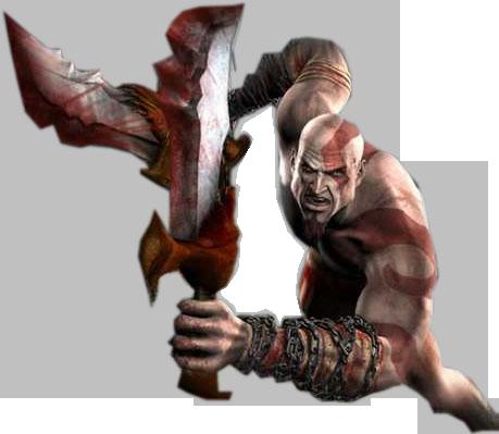 Your video game Avengers Godofwar-Kratos