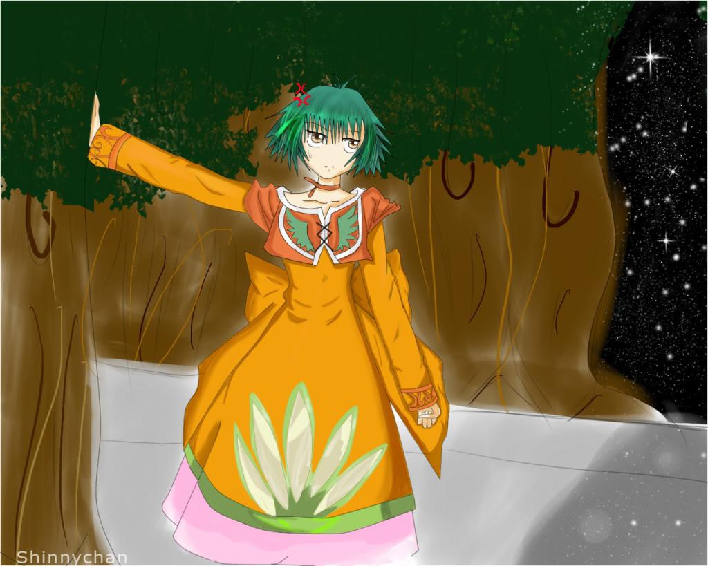 Dibujos de Tales of Eternia Farah3