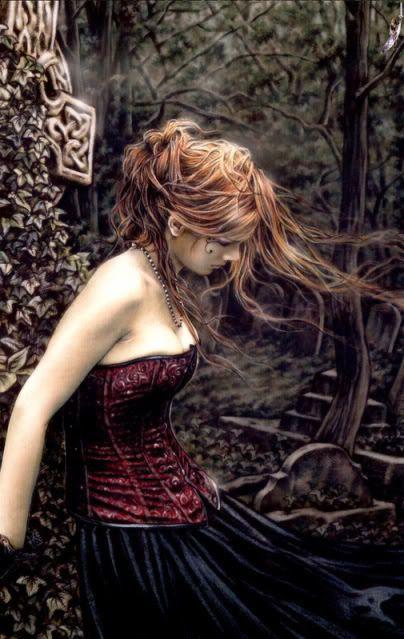 Vampire Girl.....
