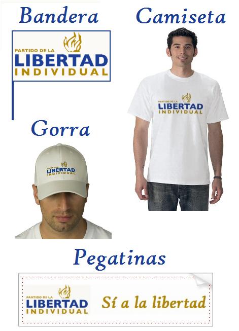 Partido de la Libertad Individual P-libt