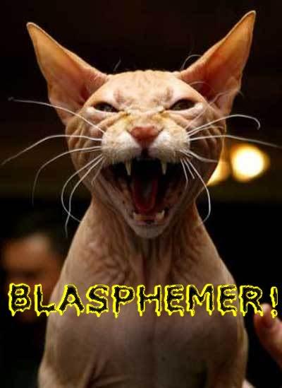 Attn Admin Blasphemer