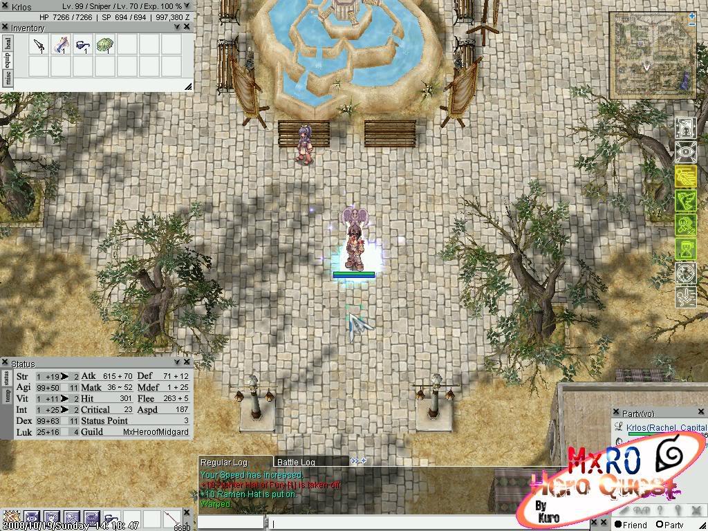 ¿Cómo llegar a los nuevos castles de WoE 2.0? ScreenSuperMxRO000