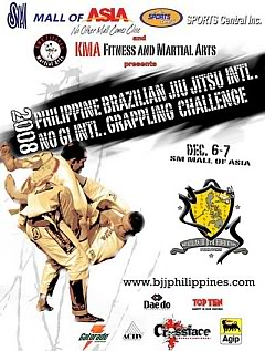 Philippine BJJ Tournament
