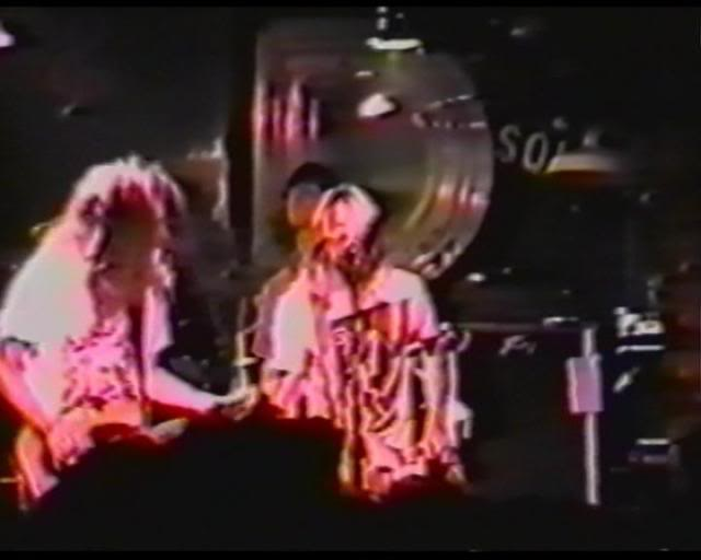Nirvana: Recitales 1988 - 1994 07-12-89k